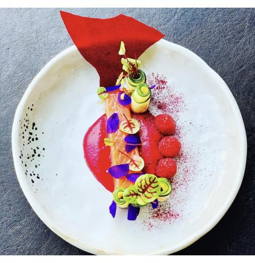 Кулинарный онлайн курс по техникам декора блюд