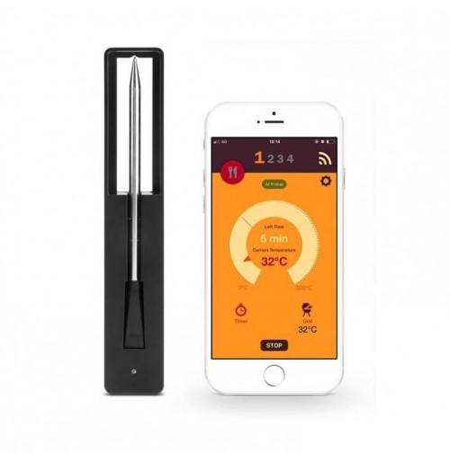 Термометр Bluetooth беспроводной для кулинарии