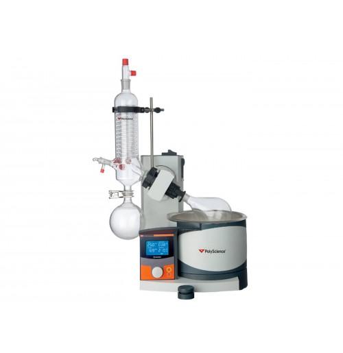 Ротационный вакуумный дистиллятор