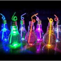 Лампочка для коктейлей светящася