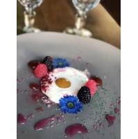 Кулинарный онлайн мастер-класс: молекулярная яичница и спагетти
